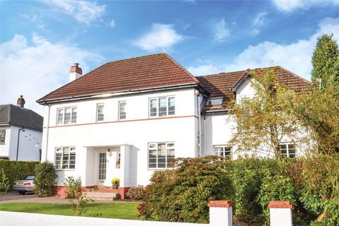 4 bedroom detached house for sale - Milverton Avenue, Bearsden
