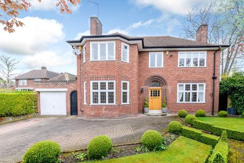 4 bedroom detached house for sale - Eslaforde, Castleton Grove, Jesmond, Newcastle Upon Tyne, Tyne & Wear