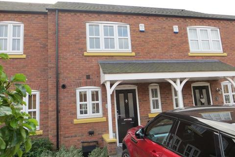 2 bedroom terraced house to rent - Bowland Way, Kingswood, HULL, HU7 3FY