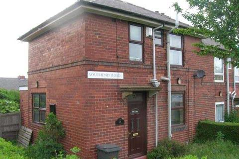 2 bedroom semi-detached house to rent - Southend Road, Sheffield, S2 5FT