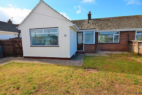 2 bedroom semi-detached bungalow for sale - GOLLANDS BRIXHAM