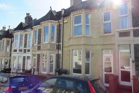 3 bedroom terraced house to rent - Douglas Road , Horfield, Bristol