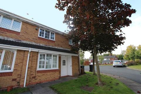 2 bedroom semi-detached house to rent - Basalt Close, Walsall