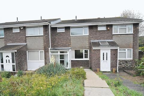 2 bedroom terraced house for sale - Speedwell Crescent, Plymouth. Two Double Bedroom Property with Garden and Garage.