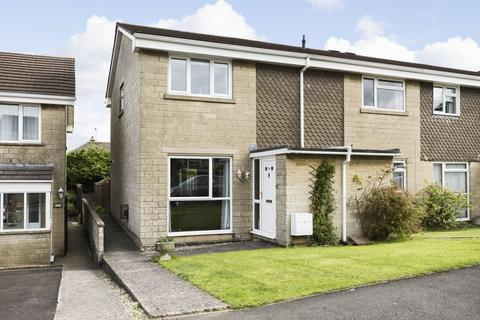 3 bedroom end of terrace house to rent - Canons Close, Bath
