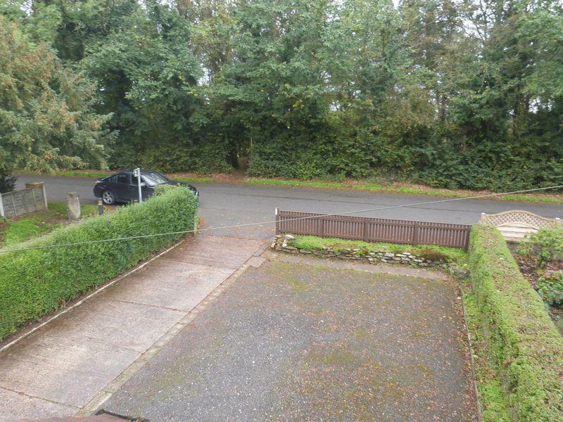 Drive/Front Garden