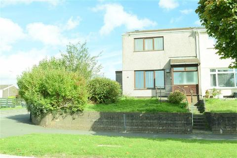 2 bedroom end of terrace house for sale - Aneurin Way, Sketty