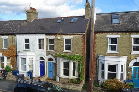 4 bedroom end of terrace house for sale - Hemingford Road, Cambridge