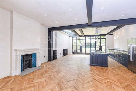 4 bedroom semi-detached house for sale - Chevening Road, Queens Park, London, NW6