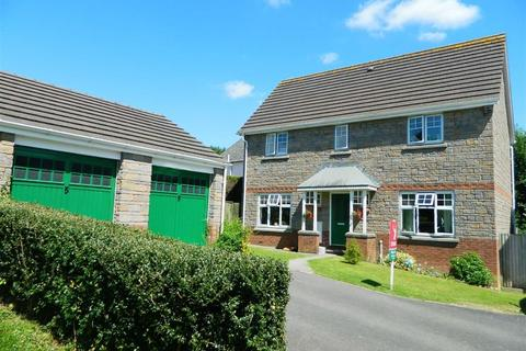 4 bedroom detached house for sale - Pear Tree Way, Landkey, Barnstaple, Devon, EX32
