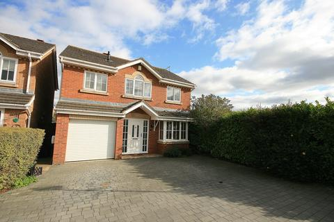 4 bedroom detached house for sale - Nettle Gap Close, Wootton, Northampton, NN4