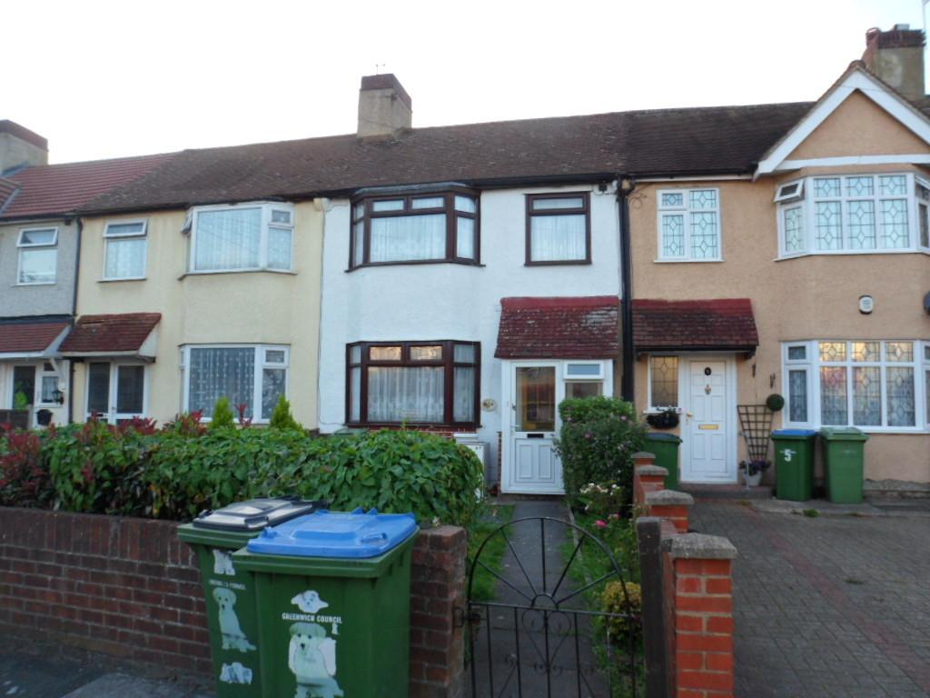 THE DELL, ABBEY WOOD, LONDON, SE2 0RW 3 bed terraced house