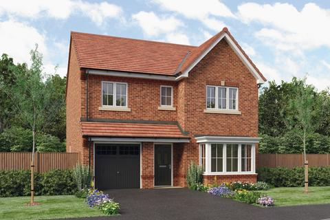 4 bedroom detached house for sale - The Glenmuir, Barley Meadows