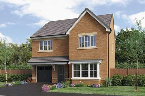 4 bedroom detached house for sale - The Tressell, Barley Meadows