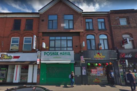 Shop to rent - Poshak Mahal, 203 Wilmslow Road, Manchester, M14