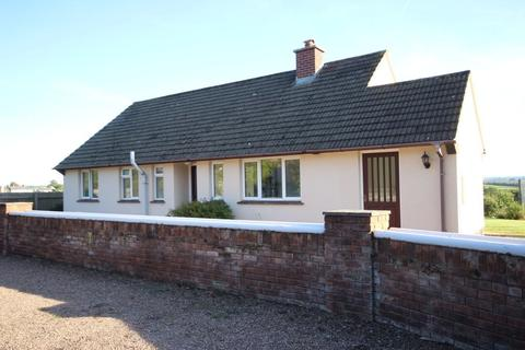 3 bedroom detached bungalow to rent - CHULMLEIGH