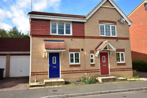 2 bedroom semi-detached house for sale - Abbots Way, Kettering