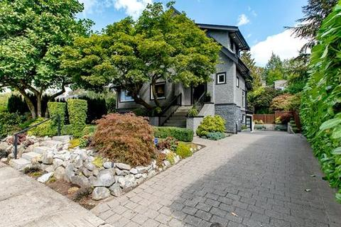 5 bedroom detached house  - 4942 Pine Crescent, Vancouver West, Quilchena