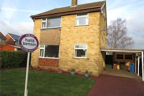3 bedroom detached house for sale - Hardwick Avenue, Allestree