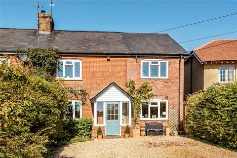 4 bedroom semi-detached house for sale - Norton Cottages, Norton, Sutton Scotney, Winchester, SO21