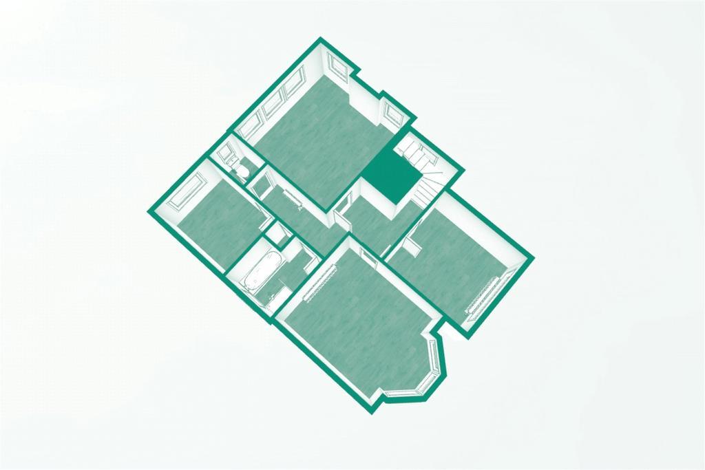 Floorplan 3 of 3: 3 D First Floor