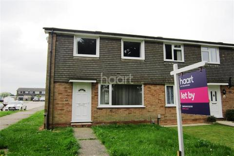 2 bedroom end of terrace house to rent - Readers Court, Chelmsford
