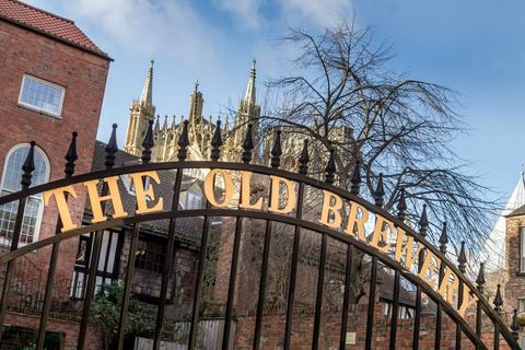 1 bedroom flat to rent - The Old Brewery, Ogleforth, York