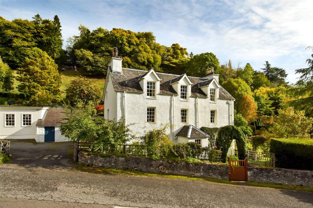 north lodge spoutwells dunkeld perthshire ph8 6 bed detached rh onthemarket com