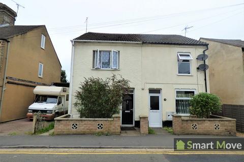 3 bedroom semi-detached house for sale - Crown Street, Peterborough, Cambridgeshire. PE1 3HX