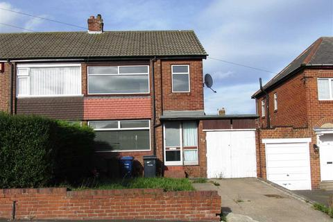 3 bedroom semi-detached house to rent - Western Avenue, Newcastle upon Tyne