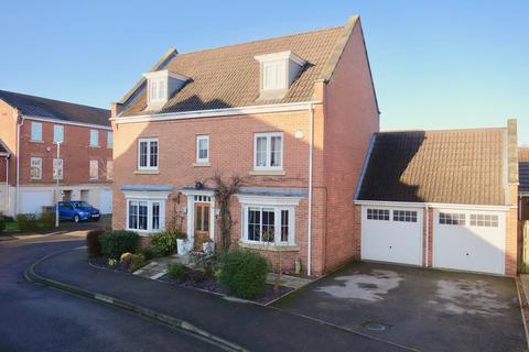 5 bedroom detached house for sale - Bintley Drive, Pocklington