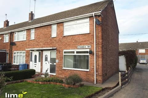 2 bedroom end of terrace house to rent - Stromness Way, Spring Cottage, Hull, East Yorkshire, HU8 9JQ