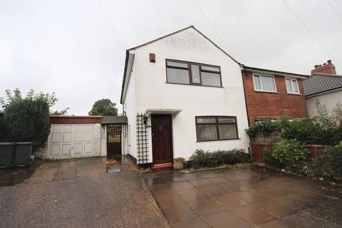 3 bedroom terraced house to rent - Manor Road, Birmingham
