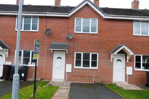 2 bedroom townhouse to rent - Lorena Close, Stoke-On-Trent ST8 6FD