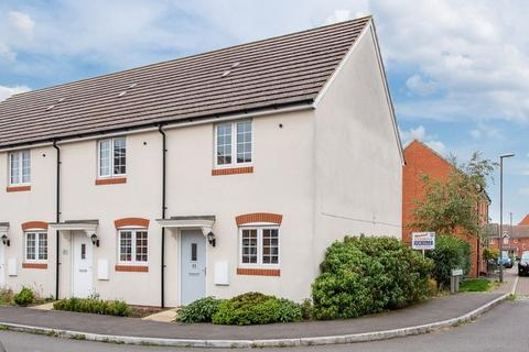 2 bedroom end of terrace house for sale - Hancock Close, Aylesbury