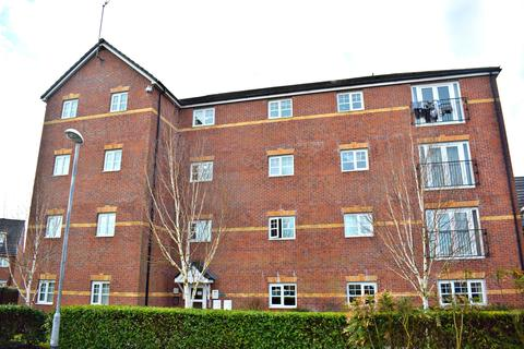 2 bedroom flat to rent - 16 Larch Gardens, Manchester