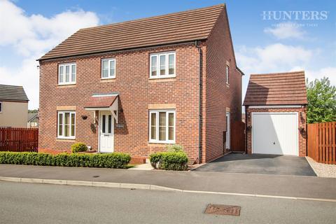 4 bedroom detached house for sale - Kisdon Avenue, Stoke-on-Trent, ST6 8GW