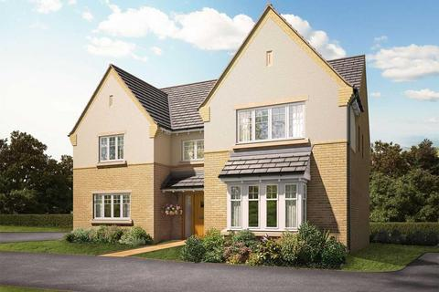 5 bedroom detached house for sale - Knightley Road, Gnosall, Stafford