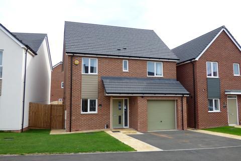 4 bedroom detached house to rent - Derwent Close, Hilton