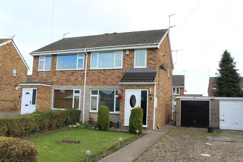 3 bedroom semi-detached house for sale - Croft Close, Market Weighton, York