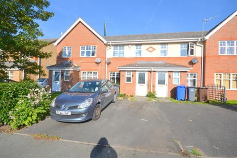 2 bedroom townhouse for sale - Bullrushes Close, Etruria, Stoke-On-Trent
