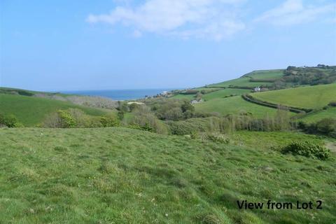 Land for sale - Hallsands, Kingsbridge, Devon, TQ7