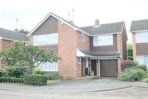 4 bedroom detached house for sale - Llewellyn Close, Chelmsford, CM1
