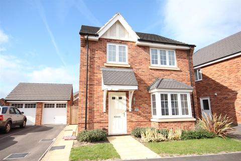4 bedroom detached house for sale - Martha Road, Derby