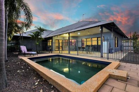 4 bedroom house  - 10 Dolphin Court, PARAP, NT 820