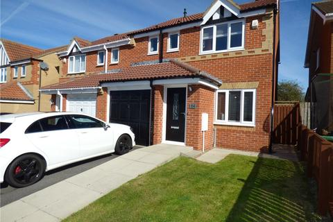 3 bedroom semi-detached house for sale - California Road, Eston, Middlesbrough, TS6