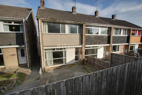 3 bedroom end of terrace house for sale - Bradgate Place, Kimberworth