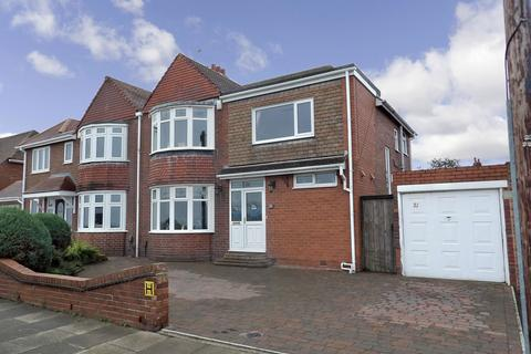 4 bedroom semi-detached house for sale - The Broadway, SOUTH SHIELDS, South Shields, Tyne and Wear, NE33 3NQ
