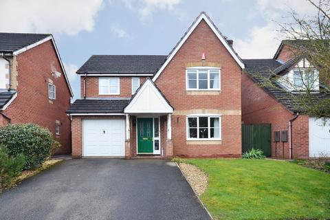 4 bedroom detached house for sale - Suffolk Road, Lightwood, ST3 4TS