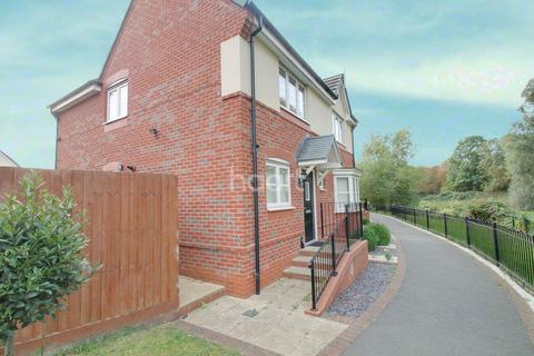 4 bedroom detached house for sale - Riverbank Walk, Aylestone
